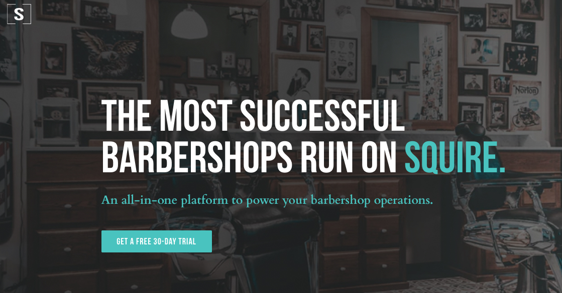 Barbershop management startup Squire grabs $8 million in Series A funding
