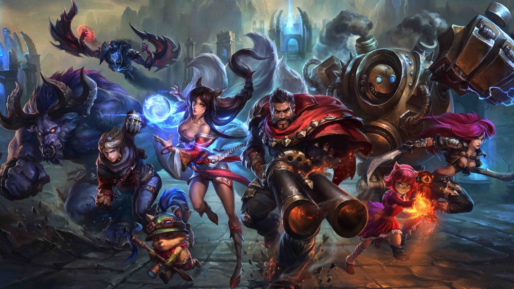 League of Legends banned in Syria and Iran due to tensions with the US