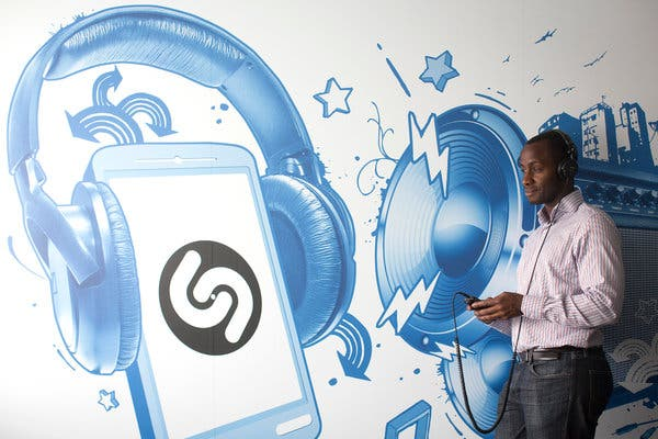 Shazam for Android now Identifies Music Played via Headphones
