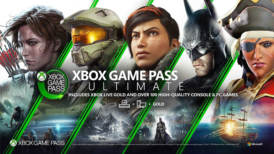 Xbox Games Pass Ultimate is available at just $1 for PC users